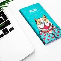design power bank puzooo phone charger